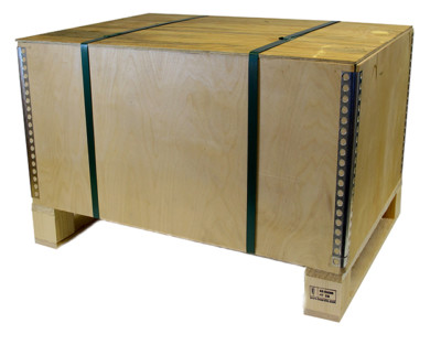 Plywood Box EasyUp Fold