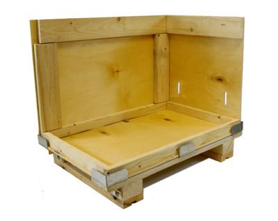Flera av våra olika lådor gör det enkelt att placera godset.