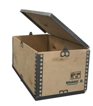 Plywood box Box-T