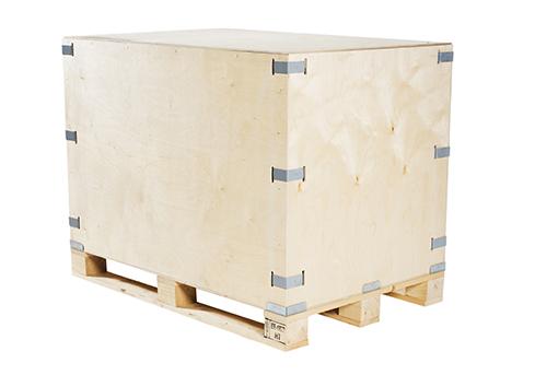 EasyUp Clip är en klimatsmart plywoodlåda.